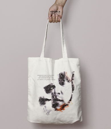 Tote bag Ron - Double Project