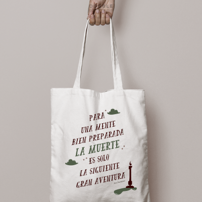 Tote Bag Frase Dumbledore Double Project