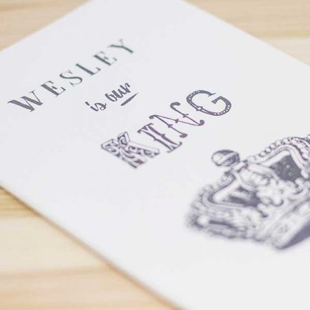 Libreta Ron Weasley | Double Project