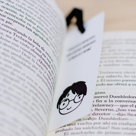 Puntos de libro Harry Ron o Hermione | Double Project