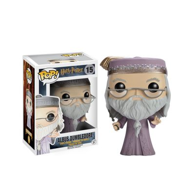 POP Dumbledore, Harry Potter colección | Double Project