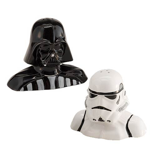 star-wars darth vader-storm-trooper-sal-y-pimentero-double-project