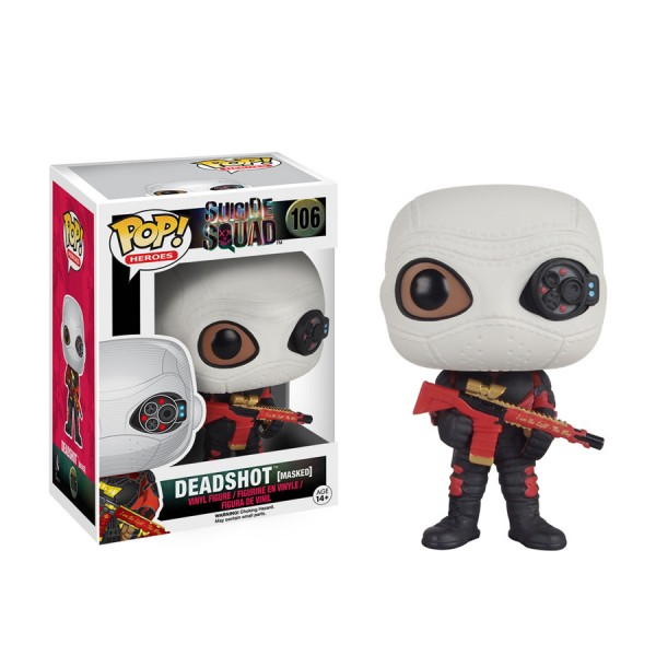 pop deadshot - double-project