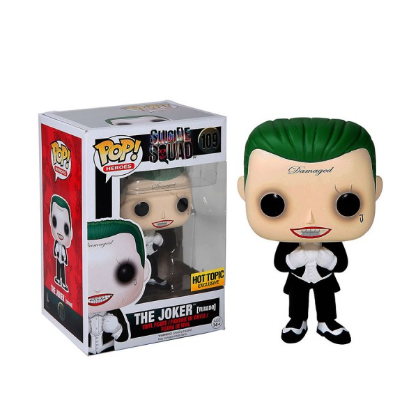 POP The Joker Tuxedo - Double Project