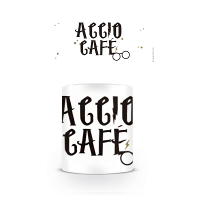 Taza Accio Café - Double Project