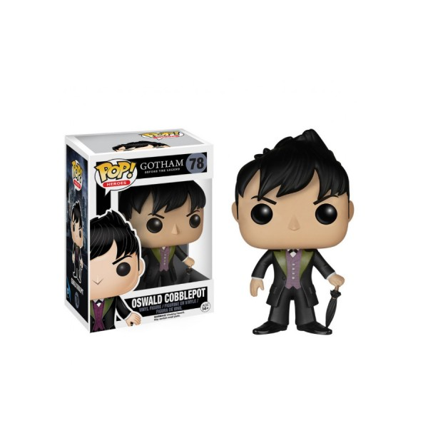 Pop Oswald cobblepot - Gotham _double-project