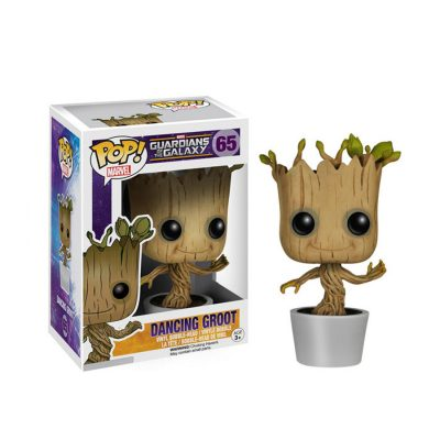 pop dancing groot - DOuble Project