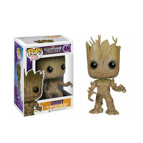 POP Groot - guardianes de la galaxia, Double Project