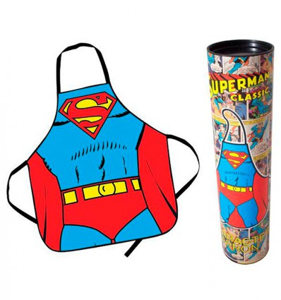 superman delantal torso-double-project