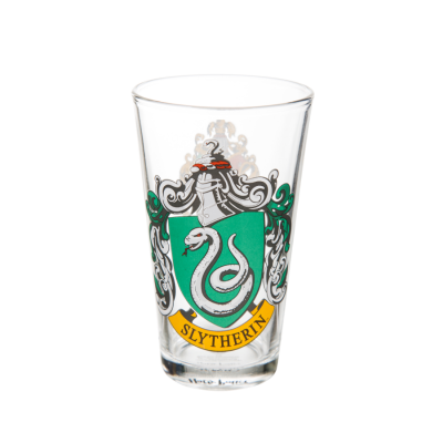 Vaso cristal Slytherin - Double Project