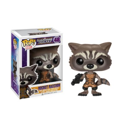 POP Rocket Raccoon - Double Project - guardianes de la galaxia