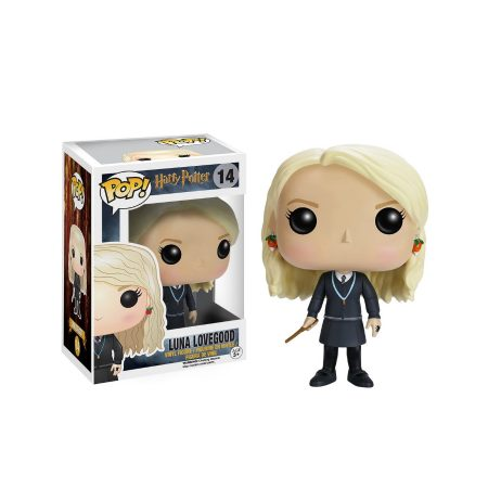 hp pop luna lovegood double-project