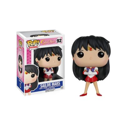 pop sailor mars double-project