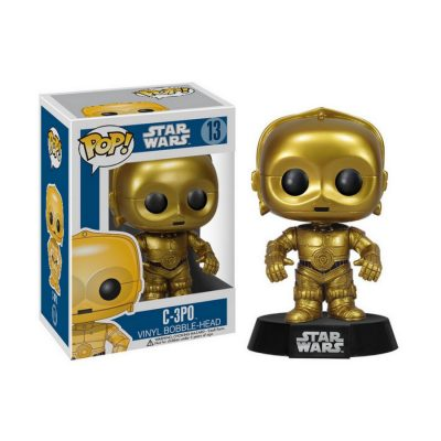 star-wars pop c3po double-project