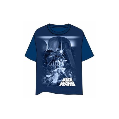 Camiseta Star wars clásica New Hope - Double Project