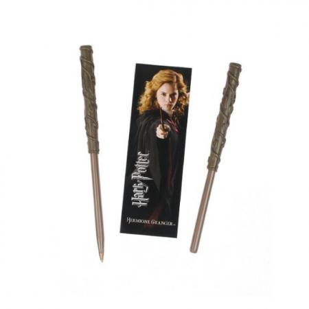 Bolígrafo y Punto de libro Hermione - Double Project