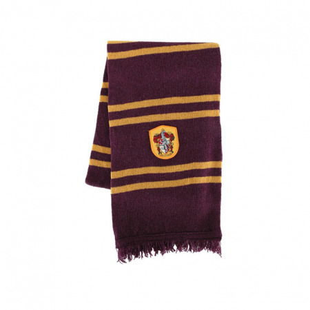 Bufanda Gryffindor - Double Project