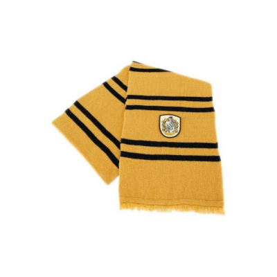 bufanda hufflepuff - double-project