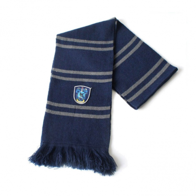 Bufanda Ravenclaw - Harry Potter - Double Project