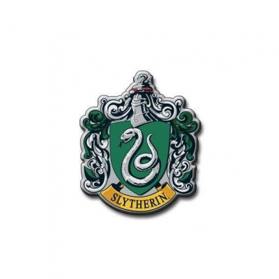 Imán Slytherin Harry Potter |Double Project