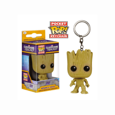 Llavero Pocket POP Groot - Double Project