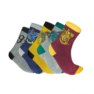 Pack Calcetines Harry Potter - Double Project
