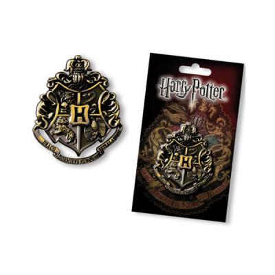 Pin escudo Hogwarts