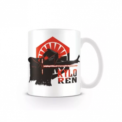 Taza Kylo Ren - Star Wars - Double Project