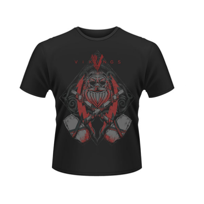 Camiseta Thor Vikings - Double Project