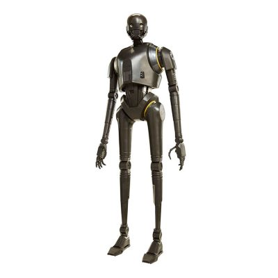 Star Wars Rogue One k2so double project