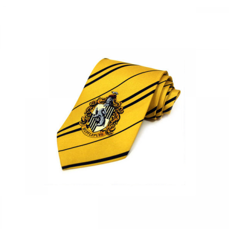 corbata hufflepuff double-project