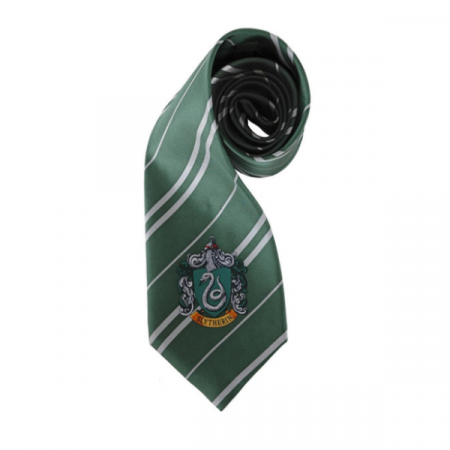 corbata slytherin double-project