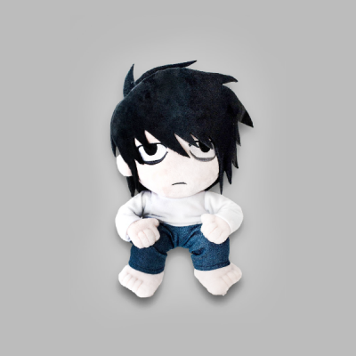 peluche L Death Note - Double Project