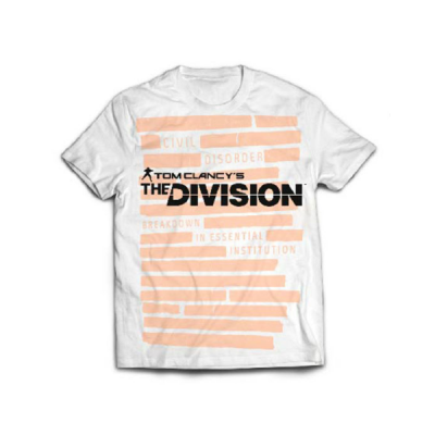 Camiseta the Division - Double Project