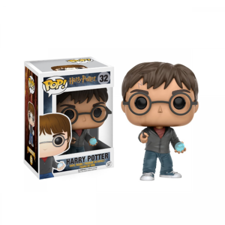 POP Harry Potter profecia - Double Project