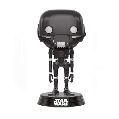 Double Project POP K2SO Star Wars Rogue One