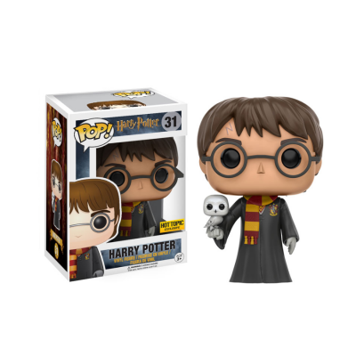 POP Harry Potter Hedwig - Double Project
