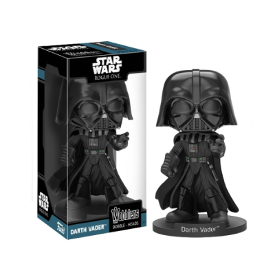 Star Wars Rogue One Wacky Wobbler Cabezón Darth Vader - Double Project