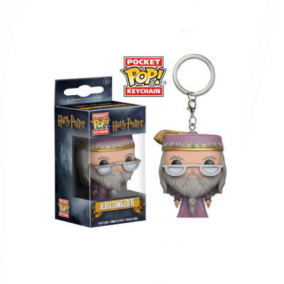 Llavero Pocket POP Dumbledore - Double Project