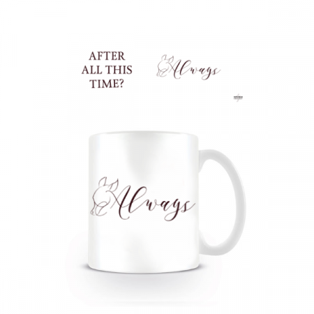 Taza After all this time - Double Project