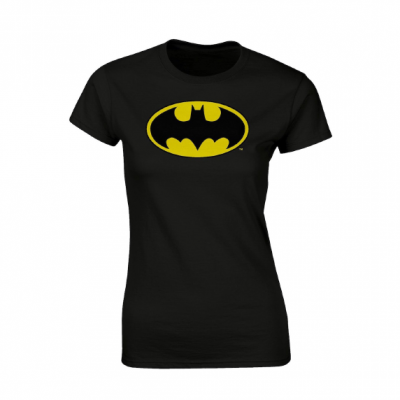 Camiseta logo Batman - Double Project