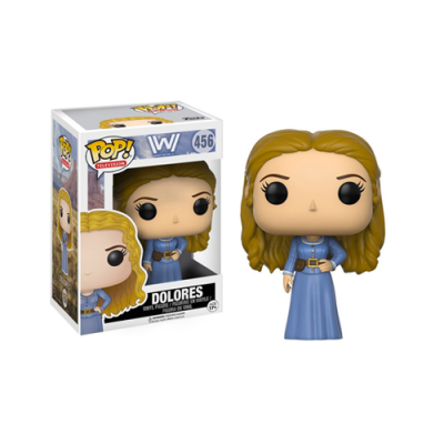 POP Dolores Westworld - Double Project