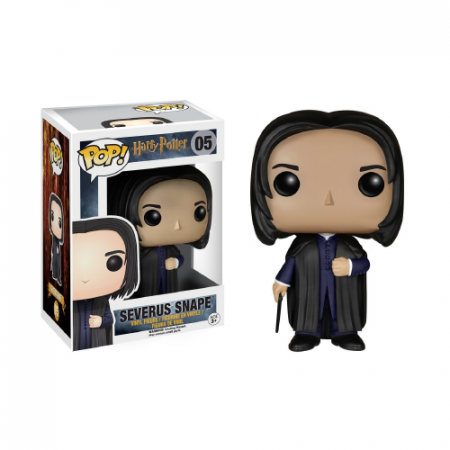 POP Severus Snape - Double Project