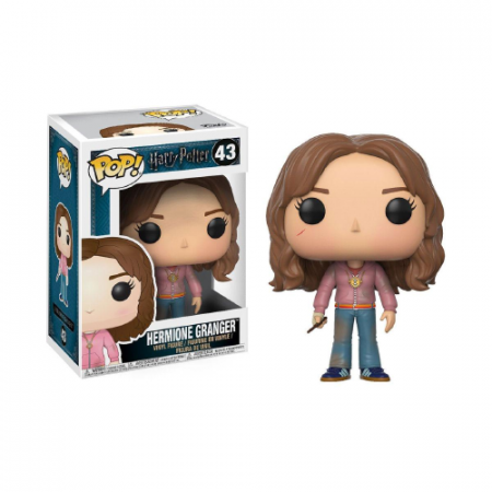 POP Hermione Granger con Giratiempos - Double Project