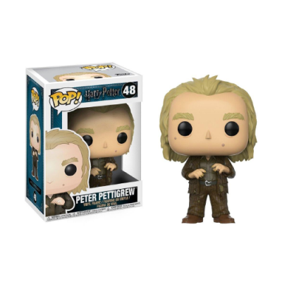 POP Peter Pettigrew Harry Potter - Double Project