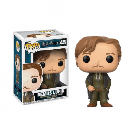 POP Remus Lupin Harry Potter - Double Project