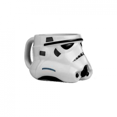 Taza 3D Stormtrooper Star Wars   Double Project