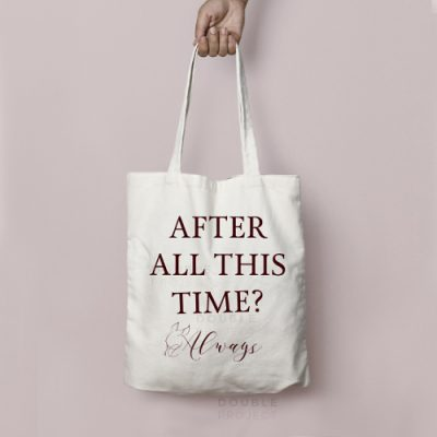 Tote bag After All this Time