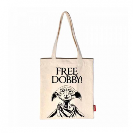 Bolsa Dobby Free Elf Harry Potter - Double Project