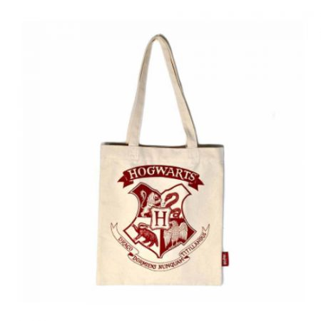 Bolsa Hogwarts Emblema - Double Project